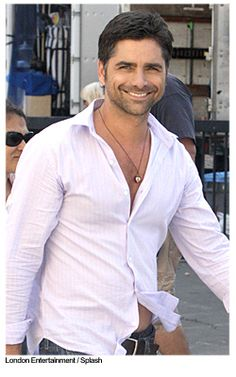 John Stamos smile makes me VERY happy :)