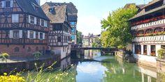 Trasferirsi, vivere e lavorare a Strasburgo, Francia