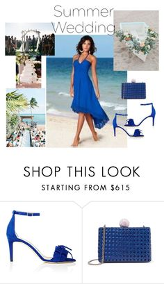 """""""Summer Weddings"""" by glassdreamshawaii ❤ liked on Polyvore featuring Alexander White and STELLA McCARTNEY"""