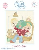 free cross stitch patterns in pdf format with precious moments