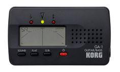 I MITI DELLA MUSICA: Korg GA-1 - Accordatore per chitarra...