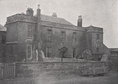 North Shields, Local Studies, Old Hospital, North East England, Image Please, Local History, Historical Pictures, Old Pictures, Seaside
