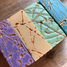 """""""Artisan Soap. Beautiful to look at. Even better to use."""", by mineralmudsoap"""