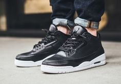 Air Jordan 3 Cyber Monday On-Feet Photos