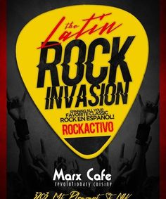 Tickeri -          The Latin Rock Invasion      - latino tickets, latin tickets, concert tickets, music y mas