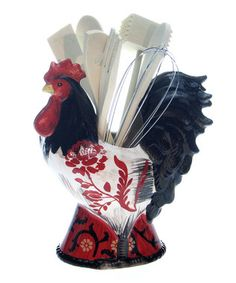 rooster kitchen decor jars 200 best country images french kitchenware setsrooster