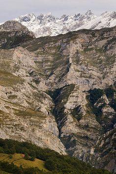 Picos de Europa... Ponga, Asturias, Spain.