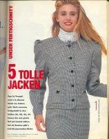 Журнал BURDA MODEN 1988 9 на немецком языке / БИБЛИОТЕЧКА ЖУРНАЛОВ МОД / Библиотека / МОДНЫЕ СТРАНИЧКИ