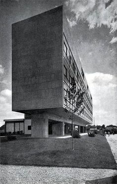 1000 images about arquitectura moderna on pinterest for Arquitectura le corbusier