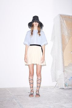 BAND OF OUTSIDERS 2015S/S