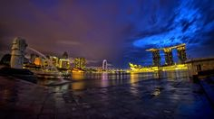 Marina Bay Singapore - Singapore is gorgeous