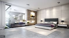 20 Modern Bedroom Ideas - blog with tons of bedroom ideas