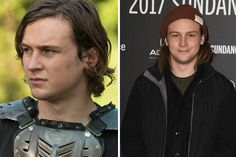The Walking Dead: What Are the Actors Who Died on the Show Up to Now? Walkinh Dead, Logan Miller, Jeffrey Dean Morgan, Stars Then And Now, Disney Stars, Tv Guide, Best Tv Shows, The Walking Dead, Cute Guys