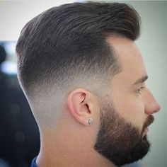 """4,996 Likes, 76 Comments - Best Men's Hairstyles and Cuts (@menshairs) on Instagram: """"@barbero_madrigal"""""""