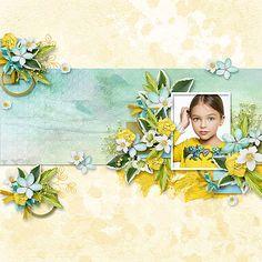 Anna Pavaga, Layouts, Digital Art, Scrap, Designers, Store, Sweet, Creative, Blog