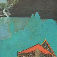 """Saatchi Online Artist Brandi Strickland; Collage, """"In A Dream"""" #art"""