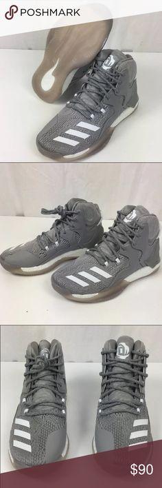 huge discount 2af80 ae722 Adidas Performance D Rose Basketball Shoes 5.5
