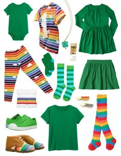 Little Hiccups: St Patrick's Day Style for Kids