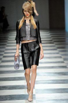 Prada Spring 2010 Ready-to-Wear Fashion Show - Dorothea Barth Jorgensen