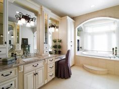 40+ Most Popular Neutral Color Bathroom Ideas in This Years