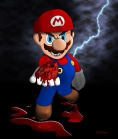 What does Mario and his brother do throughout the entire game? Description from unrealfacts.com. I searched for this on bing.com/images