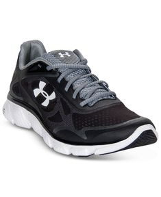 Under Armour Men's Shoes, Micro G Pulse Sneakers - Sneakers & Athletic - Men - Macy's