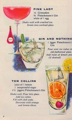 Here's your guide to completely classic cocktails. A sophisticated accent to your wedding! Fragrant Gin Cocktail Recipes and Inspiration For Karen Gilbert Party Drinks, Cocktail Drinks, Fun Drinks, Yummy Drinks, Cocktail Recipes, Beverages, Drink Recipes, Flavored Vodka Drinks, Cocktail Images