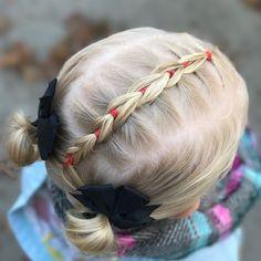 #toddlerhair #toddlerhairstyles #wispies #pullthroughbraid #vikingbaby
