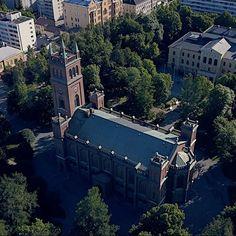 Vaasa church