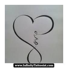 Výsledok vyhľadávania obrázkov pre dopyt infinity tattoo