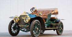 1909 Alco 40HP Runabout