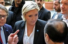 Far-right French presidential candidate Marine Le Pen sparked controversy on Tuesday when she refused to wear a headscarf to meet with Lebanon's top Sunni Muslim cleric. Or was it all just a publicity stunt on both sides?