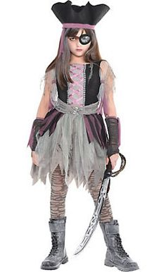 Zombie Costumes for Kids & Adults - Zombie Costume Ideas - Party City