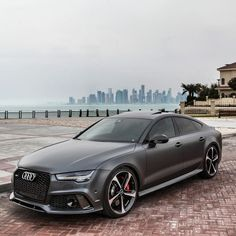 12.1 тис. вподобань, 27 коментарів – Unique Audi Photography (@auditography) в Instagram: «Many people's ultimate dream Audi. Car: 2017 @Audi RS7 Sportback Performance (605hp, V8 4.0…»
