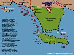 Best dive sites... Dominican Republic