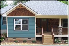Our DP-1263 built in North Carolina.  3 Bedrooms - 2 full baths - walk-in closets snack bar and cute as can be. Mods can be made to fit your needs, just contact me. :-)
