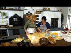 Bread And Pastries, Dinner, Recipes, Youtube, Sweets, Cookies, Fine Dining, Brot, Dining