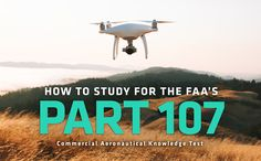 Are you looking to start making money flying your drone here in the US? Then as of August 29, 2016 it's a really good idea to get familiar with the FAA's new Part 107 drone rule for