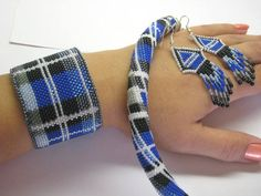 VFL.RU - ваш фотохостинг Bead Crochet Patterns, Bead Crochet Rope, Loom Patterns, Beading Patterns, Seed Bead Jewelry, Beaded Jewelry, Unique Gifts For Women, Bead Loom Bracelets, Loom Beading