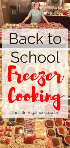 The best beginner freezer cooking tips and an easy plan to start making make ahead freezer meals to save time and money, and eat at home more. Budget Freezer Meals, Make Ahead Freezer Meals, Crock Pot Freezer, Frugal Meals, Freezer Recipes, Crockpot Meals, Budget Recipes, Kid Recipes, Microwave Recipes