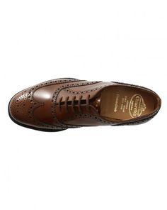 0076aa717faf1c Church brown leather brogues -  613.80