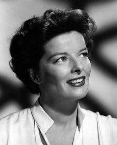 Katharine Hepburn, photo by Clarence Sinclair Bull