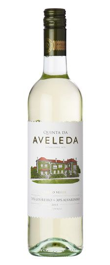 "Vinho Verde (""green wine"") from Portugal is a great choice!"