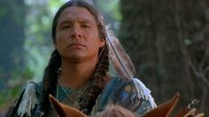 Steve Reevis, Blackfeet (Last of the Dogmen) love