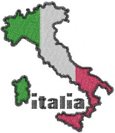 images of embroiderd countries italy