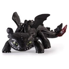 DreamWorks Dragons, Mini Dragons Figure, Toothless, Multicolor