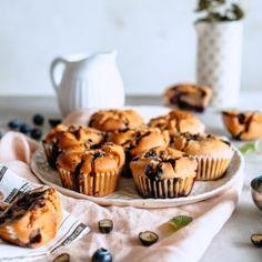 Muffiny? Neskutečně jednoduchý moučník, který je ale zároveň naprosto geniální! Cupcakes, Breakfast, Morning Coffee, Cupcake Cakes, Cup Cakes, Muffin, Cupcake