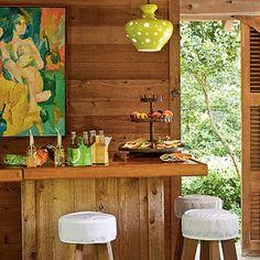 Muffie Faith of ESD Charleston | pool house | Charleston Magazine