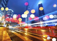 City Lights: Intelligent LEDs Could Save Lives, Not to Mention Money and Time