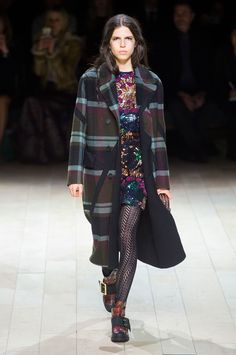 Burberry Autumn/Winter 2016